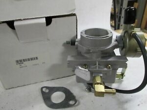 Zenith Carburetor 15009 Model 33 Eagle Tugs chrysler 2 5l Industrial Engines Etc
