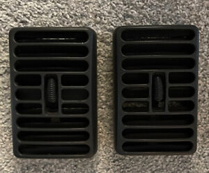 Jeep Wrangler Side Vents Set Tj Dash Air Conditioner Ac Heat Climate Control