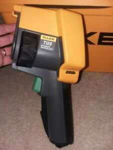 Barely Used Fluke Ti25 Thermal Imager With Case