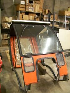 Kubota B2920 Tractor Cab Assembly With Doors