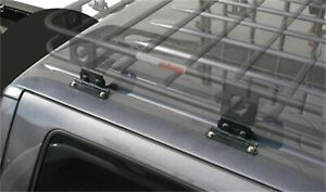 Smittybilt Am 4 Roof Rack Mount Kit For Vehicles W o Rain Gutters flat Surfaces