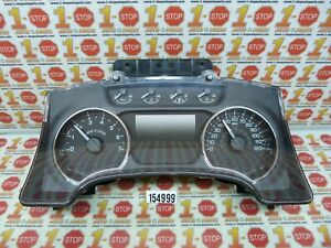 2012 12 Ford F150 Mph Instrument Cluster Speedometer Cl34 10849 Jc 199k Oem