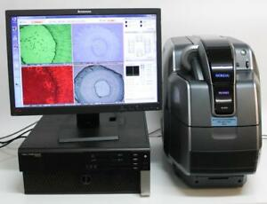 Keyence Bz 9000e All in one Fluorescence Microscope W Computer Software 6518