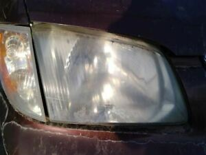 Passenger Right Headlight Fits 00 02 Mazda 626 412436