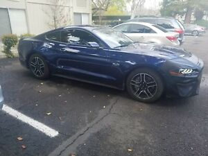 2019 Gt Mustang Oem 18 Inch Rims And Tires