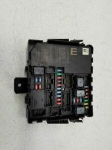 2009 2011 Nissan Frontier Body Control Fuse Box Relay Module Oem 190734