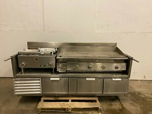 Keating Miraclean Grill Model 48nfld