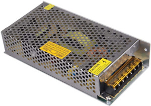 12v Power Supply 10a 120w Dc Universal Regulated Switching For Cctv Radio Comp