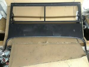 Brandnew Complete Willys Cj2a Windshield Frame No Stamp Glass Shipping Available