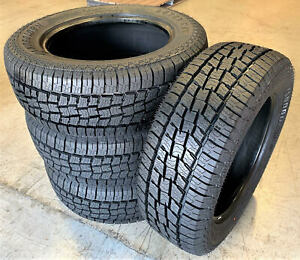 4 New Landgolden Lgt57 A T Lt 285 70r17 Load E 10 Ply At All Terrain Tires