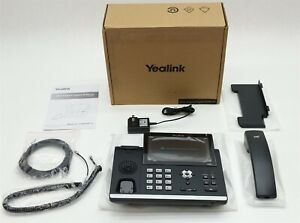 New Yealink Sip t48s Gigabit Touchscreen Ip Voip Office Phone Touch Telephone
