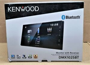 Kenwood DMX1025BT 6.8quot; Double Din Media Receiver with Apple Android USB NEW $239.99