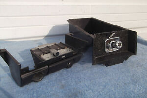 1969 1970 Oem Ford Mustang Mercury Cougar Ashtray And Center Console Compartment