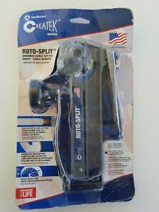 Southwire Seatek Rs 101a Roto split Armored Cable Cutter 14 2 To 10 4 Mc New