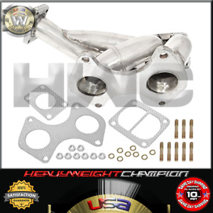 1993 1995 Mazda Rx 7 Fd 3s Rotary T4 Turbo Manifold Stainless Header Exhaust