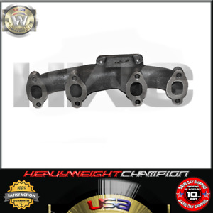 Vw Golf Jetta Mk3 Mk4 Passat 2 0l 8v T3 Turbo Manifold Cast Iron Header