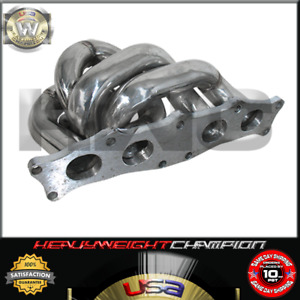 1988 Toyota Celica 90 95 Mr2 3s gte 2 0l Ct26 Turbo Manifold Stainless Header