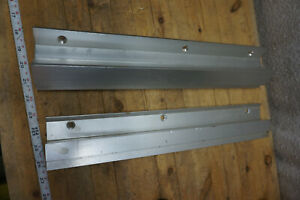 Shopsmith Model 520 pro Fence Work Table Rail Pair Only