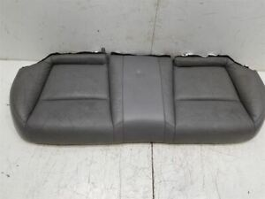 2005 Acura Tl Rear Leather Bench Seat Cushion Oem 195280