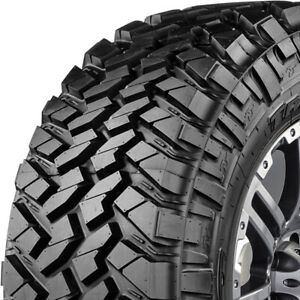 4 New Nitto Trail Grappler M t Lt 35x12 50r20 Load E 10 Ply Mt Mud Tires