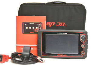Snap On Solus Edge Ver 20 4 Asian domestic And European Diagnostic Scanner