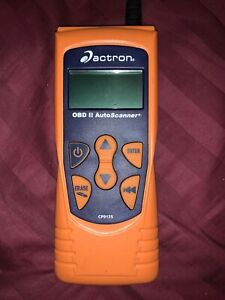 Actron Obd Ii Auto Scanner Works Excellent