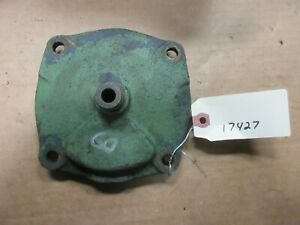 John Deere 60 Governor Cap For Tractors With Tachometer Shaft A4876r