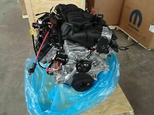 Dodge 6 4l 392 Hemi Complete Drop In Engine Plug N Play Pcm And Harness Mopar
