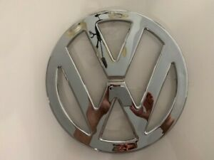 Front Emblem Logo Vw Bus 12 1955 1967 Bus Logo Chromed T2 Split Window Bus