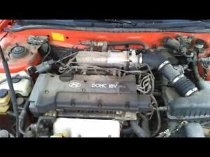 Engine 2 0l Vin F 8th Digit Fits 99 01 Tiburon 16714247