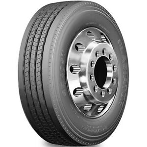 2 New Gladiator Qr40 St 215 75r17 5 Load H 16 Ply Steer Commercial Tires