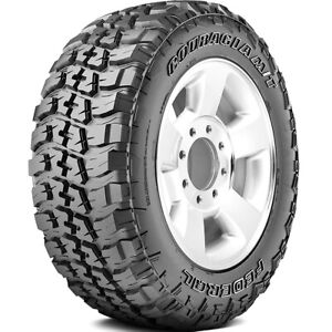 Federal Couragia M t Lt 235 85r16 120 116q E 10 Ply Mt Mud Tire