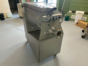 Hobart Meat Shop Mixer Grinder Air Drive Foot Switch 7 5 Hp Mg1532 Beef Pork