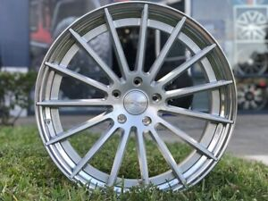 Canino Rare Wheels 22 Custom Square Setup 2 Piece Forged Wheels