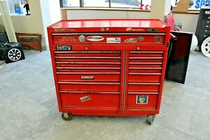 Mac Tools 15 Drawer Tool Box Used Local Pickup Only