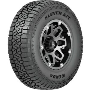Kenda Klever A t2 Lt 275 70r18 Load E 10 Ply At All Terrain Tire
