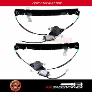 2002 2010 Complete Window Regulator With Motor For Ford Explorer Rear Left Right