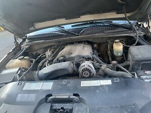 02 07 Chevy gmc 8 1l 496 V8 Big Block Engine Complete video Tested