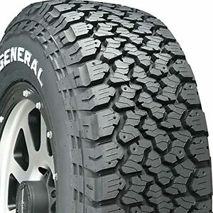 4 New P265 70r17 General Grabber A t X P265x70r17 Tires 2657017 265 70 17