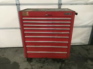 Matco 9 Drawer Rolling Tool Chest Bottom Box