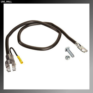 Deka 00803 Top Post Negative Battery Cable 4awg 32 Long