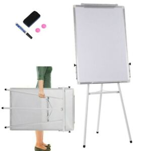 Dry Erase Board With Stand White Board Presentation Board Magnetic Whiteboard