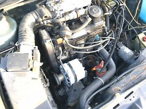 Vw Mk2 1 8 8v Engine Complete Rv Digifant 92 Jetta Golf Gti 171 532 Kms 10 1