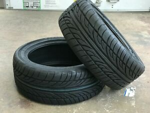 2 New 225 45zr17 Forceum Hena Uhp Performance Touring Tires 225 45 17 94w Zr17