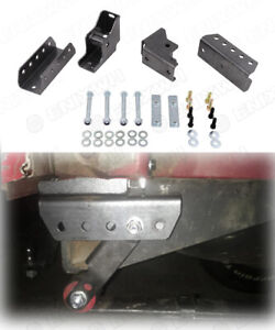 1 5 Rear Shackle Relocation Kit Fit For 1984 2001 Jeep Cherokee Xj