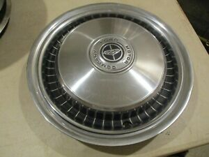 1976 1991 Ford F250 F350 Truck Van 15 Hubcap With 16 Trim Ring Oem