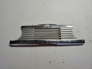 1947 1948 Chevy Fleetmaster Center Dash Trim Radio Speaker Grille Cover 4 Door