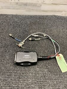 Used Ortec Detector Interface Module dim negge Negative Ge