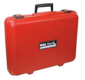 Uei Test Instruments Ac509 Carrying Case 14 In H 3 1 2 In D red