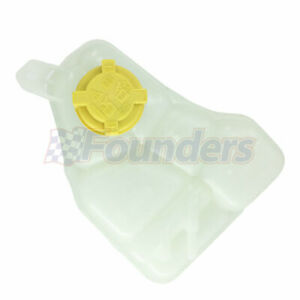 Radiator Coolant Recovery Tank For Ford Fiesta Ecosport 603 388